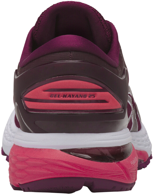 bdb6a75406f asics Gel-Kayano 25 Hardloopschoenen Dames roze/violet I Online op ...